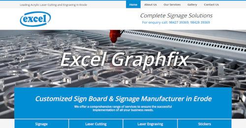 Website design Erode, Website design in Erode