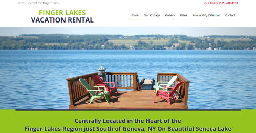Website design New York, Website design in New York