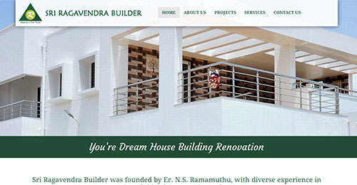 e commerce website in Erode